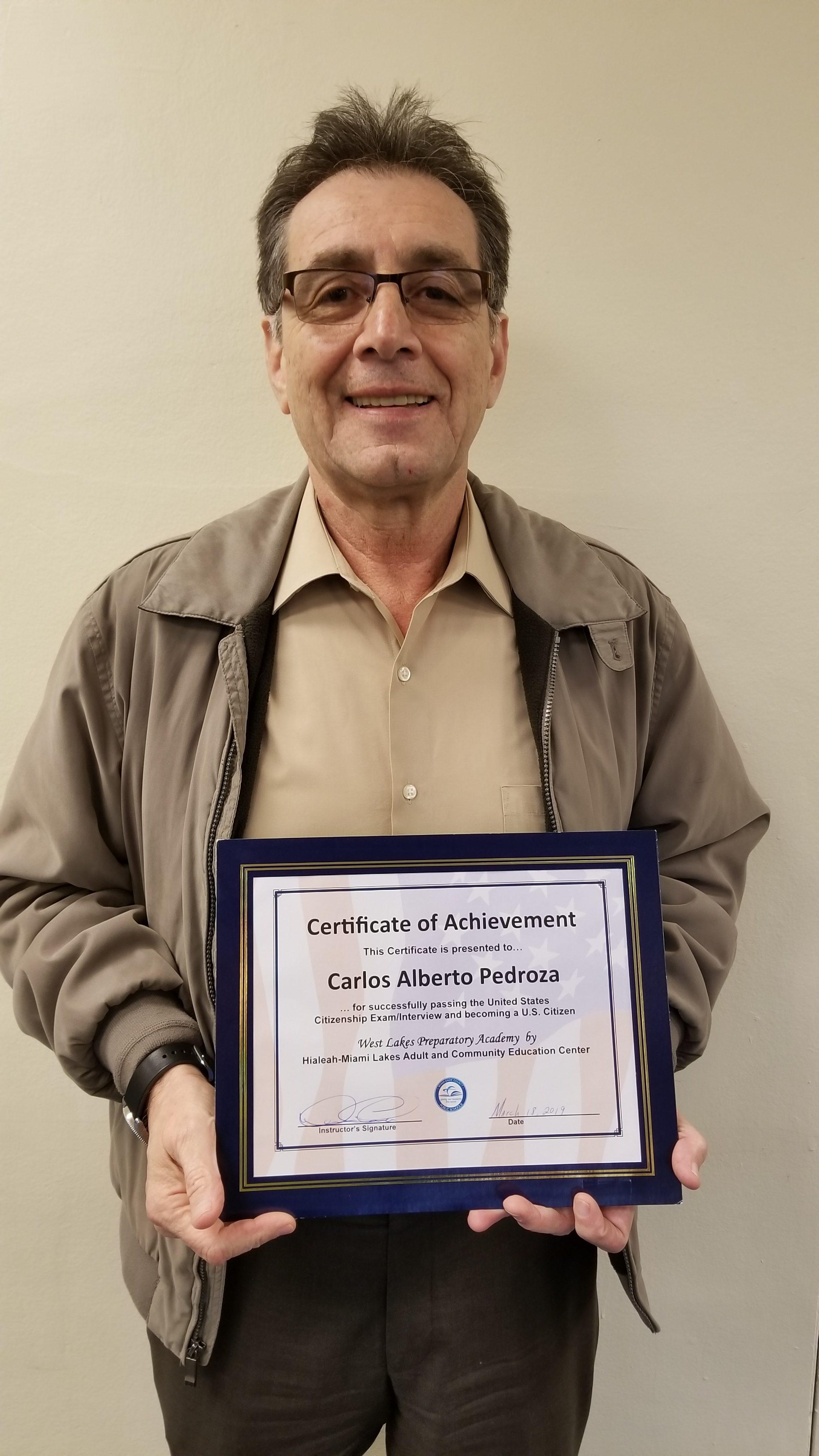 Carlos Alberto Pedroza